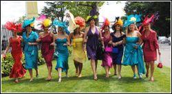 Ladies Day at Royal Ascot
