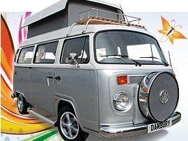 Danbury Motor Caravan