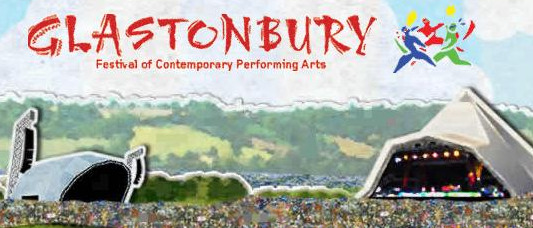 Glastonbury Festival - Campervan Hire 2010