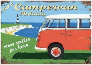 Campervan Holiday