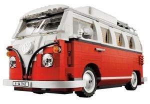 Large Lego Campervan