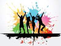 Colourful Dancers III