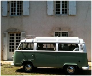 Campervan in France